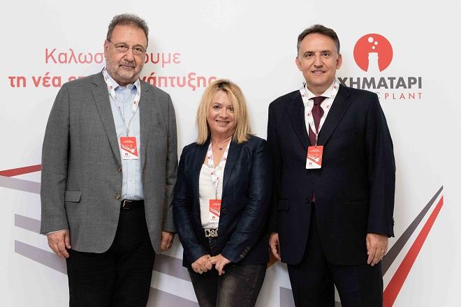 Ολοκληρώθηκε η επένδυση της «Coca Cola Τρία Έψιλον» στο Σχηματάρι