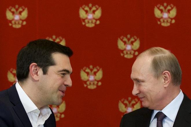 Ρίχνει γέφυρες με Πούτιν ο Τσίπρας και μεταβαίνει στη Μόσχα τον Δεκέμβριο