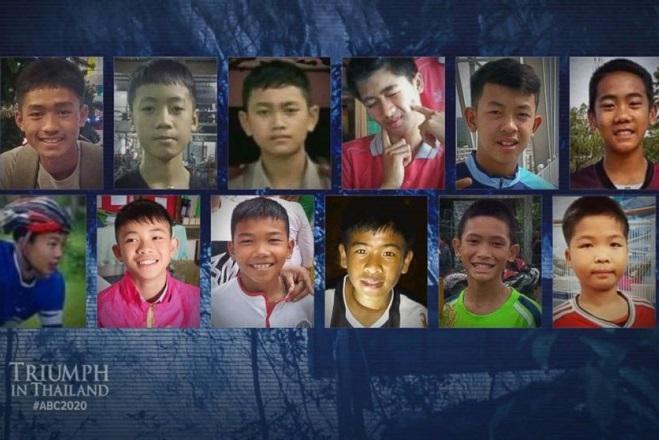 Αυτοί είναι οι 12+1 μικροί ήρωες που συγκλόνισαν τον κόσμο