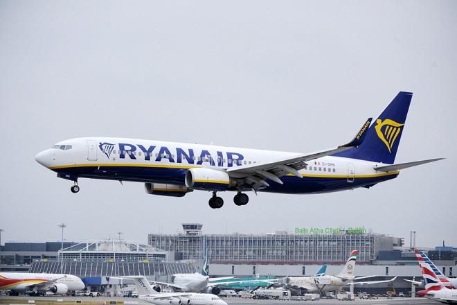 Ryanair: Άνοδος στις κρατήσεις Βρετανών και Ιρλανδών για διακοπές στην Ελλάδα