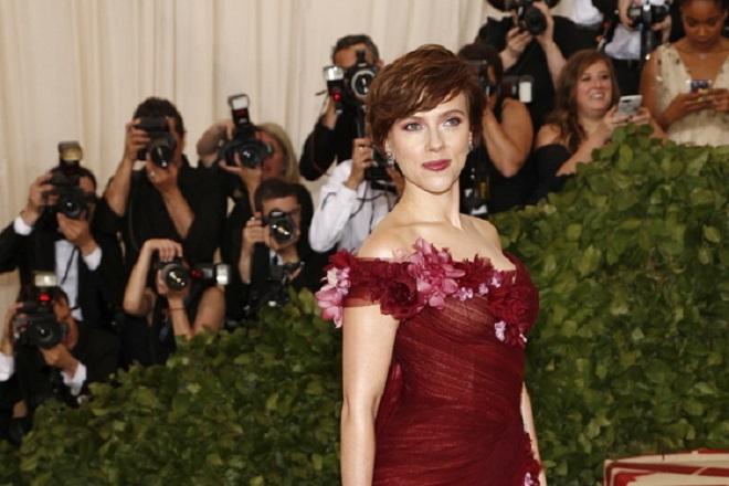 Η Σκάρλετ Γιόχανσον στην κορυφή των πιο ακριβοπληρωμένων γυναικών ηθοποιών του κόσμου