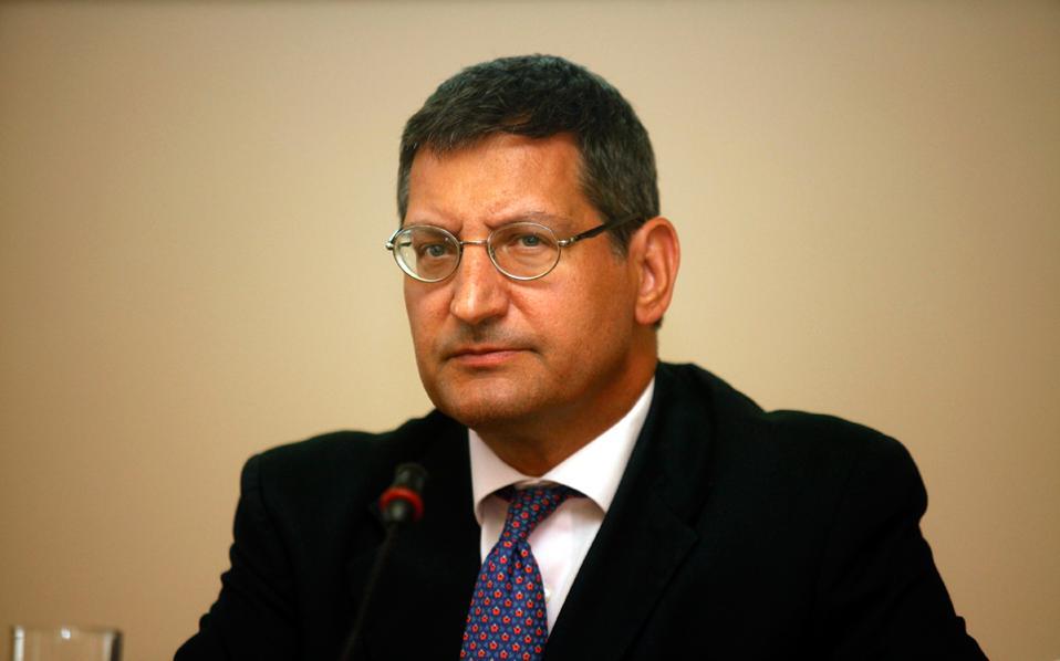 Τον Παύλο Μυλωνά επέλεξε το ΤΧΣ για τη θέση του CEO της Εθνικής Τράπεζας