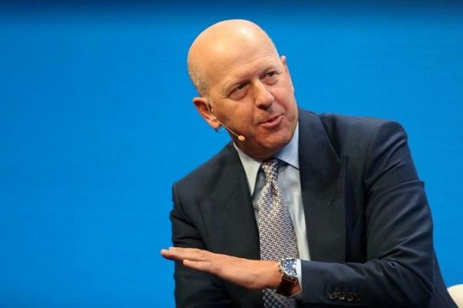 Η Goldman Sachs διορίζει τον Ντέιβιντ Σόλομον νέο διευθύνοντα σύμβουλο