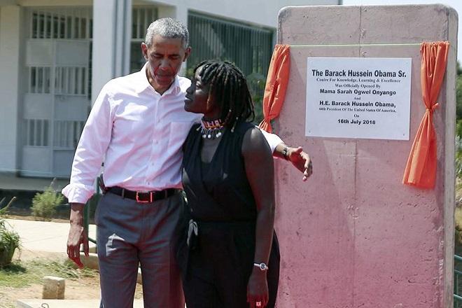 Στην Κένυα ο Ομπάμα: Τι περιλάμβανε η επίσκεψή του