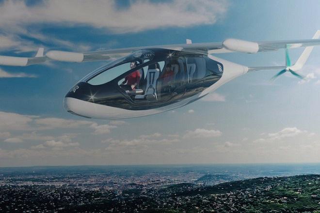 Rolls-Royce: Έκανε τα αποκαλυπτήρια του υβριδικού «ιπτάμενου ταξί»
