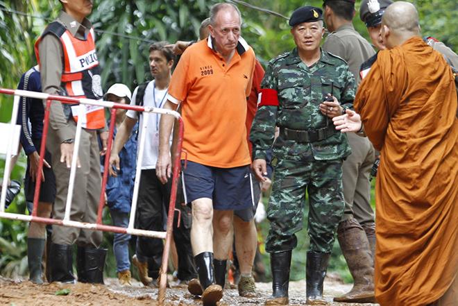Συγγνώμη από τον Έλον Μασκ σε Βρετανό δύτη που συμμετείχε στην αποστολή διάσωσης στην Ταϊλάνδη
