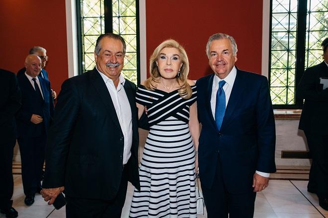 Μ. Βαρδινογιάννη: Στο ΔΣ της Ελληνικής Πρωτοβουλίας