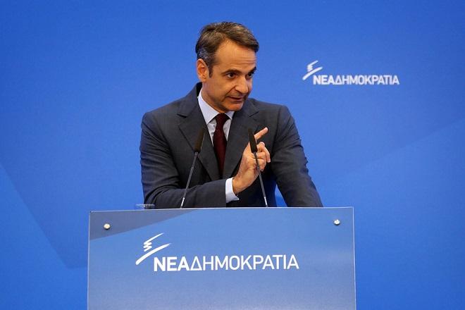Aυτοδύναμη κυβέρνηση Νέας Δημοκρατίας δείχνει δημοσκόπηση της Marc -66% «όχι» στις Πρέσπες