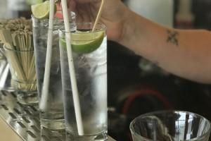 Marriott Straws καλαμακια ποτο