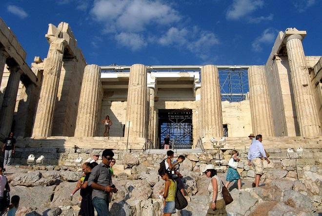 Χρυσοφόρο το 2018 για τον τουρισμό στην Ελλάδα – Αύξηση 10,3% στην τουριστική κίνηση το 9μηνο Ιανουάριου – Σεπτεμβρίου