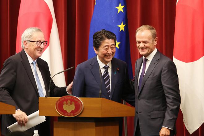 Πώς η μεγάλη συμφωνία ΕΕ – Ιαπωνίας θα δώσει ώθηση στην ελληνική οικονομία