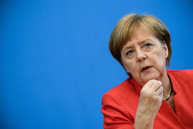 Mήνυμα Μέρκελ: Η Ελλάδα έχει δεσμευθεί για υλοποίηση των μεταρρυθμίσεων