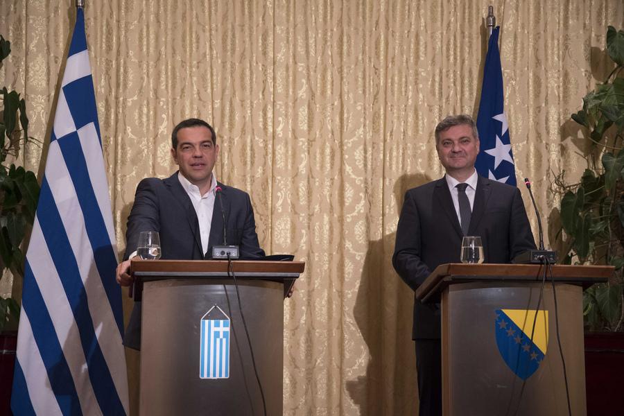 Επιστρέφει στην Ελλάδα εσπευσμένα ο Αλέξης Τσίπρας