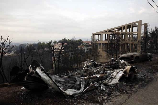 Συγκλονιστικό βίντεο από το φωτιά στο Μάτι κάνει τον γύρο του διαδικτύου