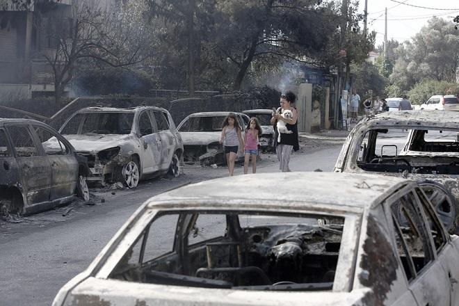 Κατατέθηκε η πρώτη μήνυση πολίτη για την φονική πυρκαγιά στην Αν. Αττική