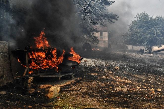 Στους 94 οι νεκροί από την πυρκαγιά στο Μάτι