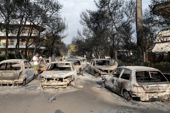Γερμανικός Τύπος: Μετά τις φλόγες έρχεται η οργή