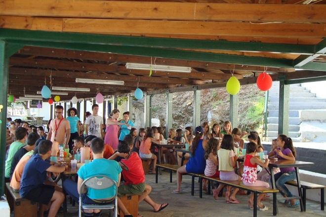 Εκκενώθηκαν με ασφάλεια οι παιδικές κατασκηνώσεις του δήμου Αθηναίων