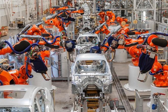 bmw factory car εργοστασιο αυτοκινητο αυτοκινητοβιομηχανια