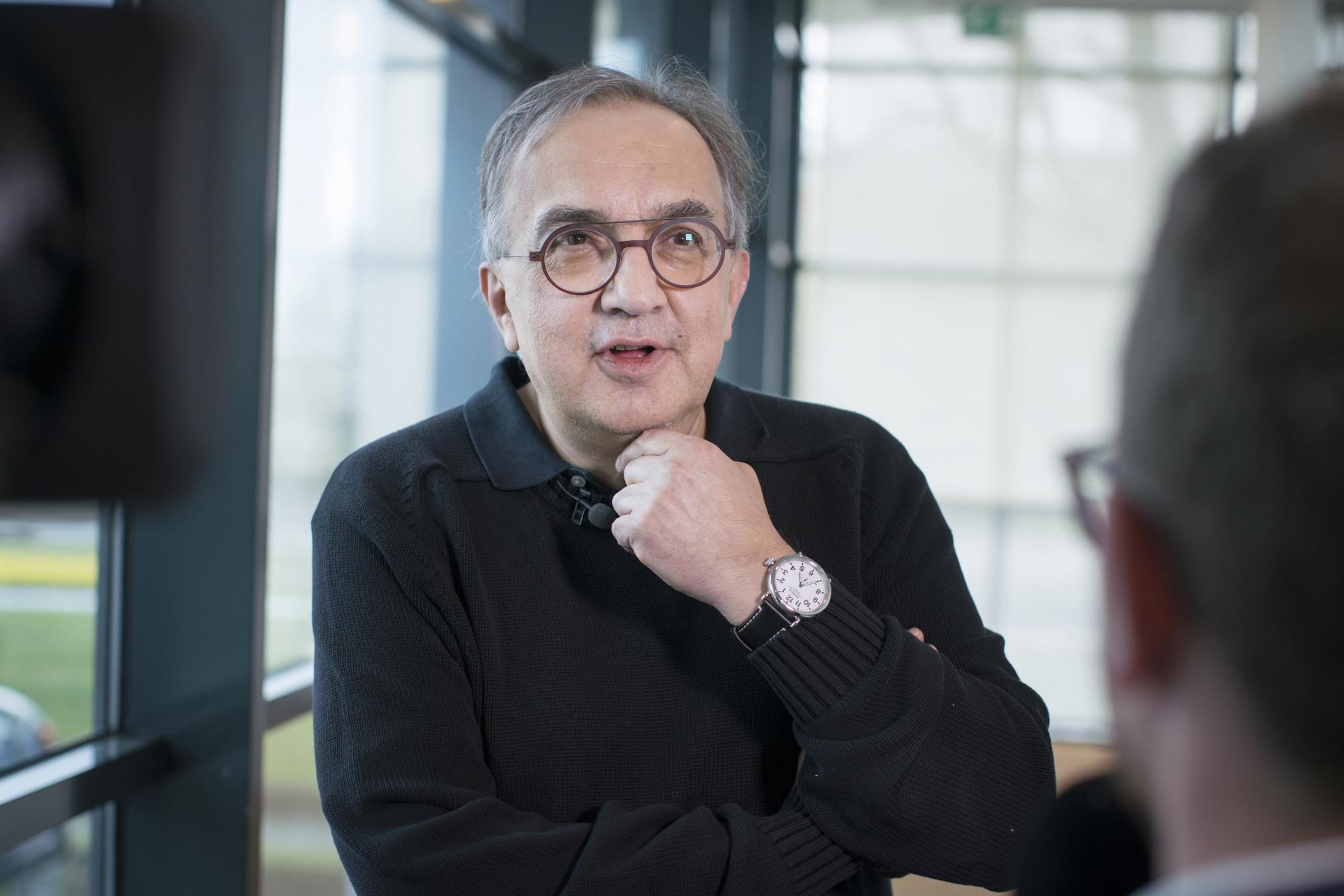 Έφυγε από τη ζωή ο Sergio Marchionne, πρώην CEO της Fiat Chrysler