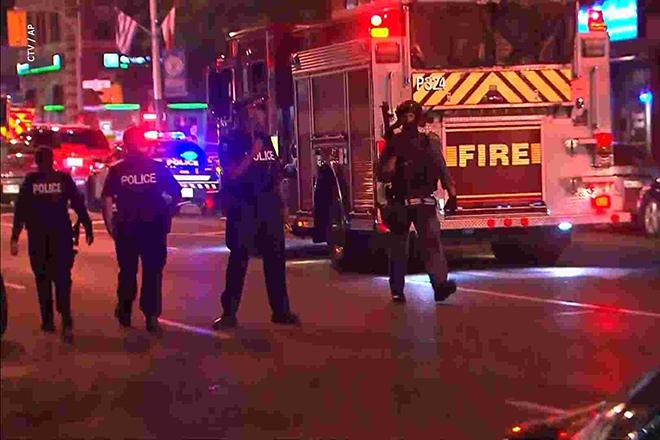 Το Ισλαμικό Κράτος ανέλαβε την ευθύνη της αιματηρής επίθεσης στην ελληνική συνοικία στο Τορόντο