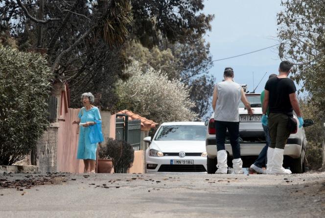 Χρηματική ενίσχυση 1.200 ευρώ για τις τηλεπικοινωνιακές ανάγκες των πληγέντων από την πυρκαγιά