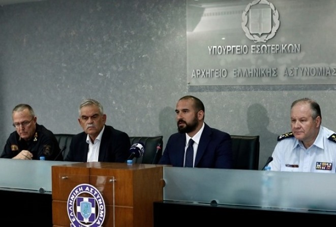 Τόσκας: «Σοβαρές ενδείξεις εμπρησμού – Παραιτήθηκα, ο Τσίπρας δεν δέχθηκε»