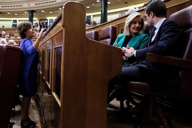Έχασε την ψηφοφορία για τον προϋπολογισμό ο νέος πρωθυπουργός της Ισπανίας