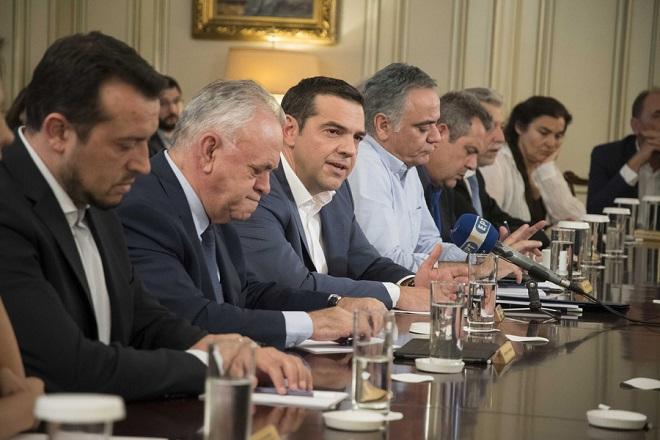 Τα πέντε σημεία δράσης που κατέληξε το υπουργικό συμβούλιο