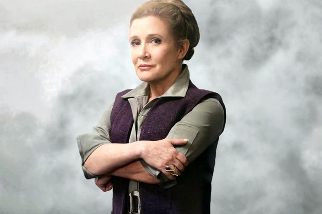 Ηθοποιός που πέθανε το 2016 θα συμμετέχει στο νέο Star Wars