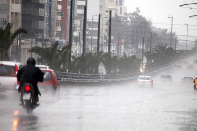Σφοδρή καταιγίδα στην Αττική – Tι να προσέξετε