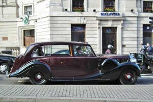 Phantom IV State Landaulette 1953