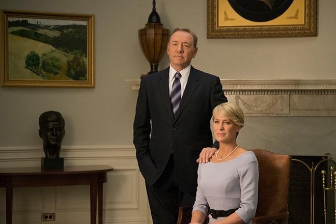 Netflix: «Ταιριαστό τέλος» για τη σειρά House of Cards