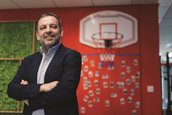 Χάρης Μπρουμίδης: Στηρίζουμε με επενδύσεις την Ελλάδα, εστιάζουμε στη βιώσιμη ανάπτυξη