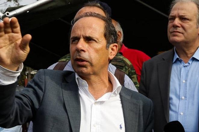 «Σκηνικό συγκάλυψης» καταγγέλλει ο δήμαρχος Ραφήνας