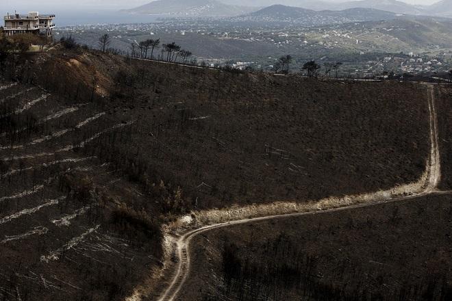 Αποκαλυπτικό βίντεο του Αστεροσκοπείου Αθηνών για τις φονικές πυρκαγιές