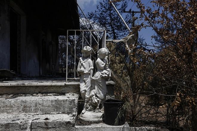 Σε 85 ανέρχονται τα ταυτοποιημένα θύματα της πυρκαγιάς στο Μάτι – Επίσημα ένας αγνοούμενος