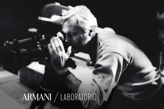Σεμινάριο κινηματογράφου δια χειρός… Αρμάνι