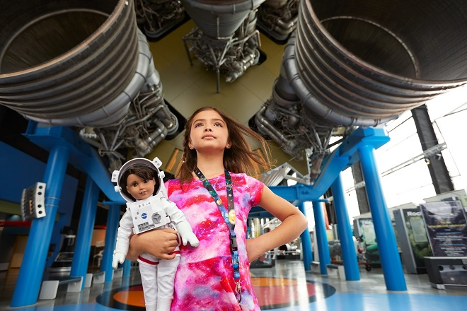 Όλα όσα πρέπει να ξέρετε για την πρώτη 11χρονη «αστροναύτη» της NASA