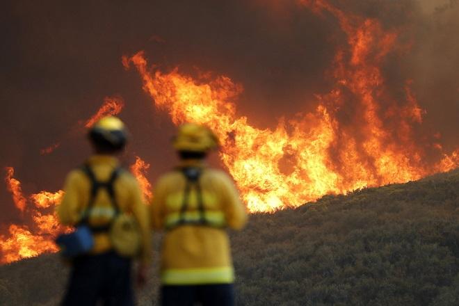 Η υπερθέρμανση του πλανήτη καταλύτης των δασικών πυρκαγιών