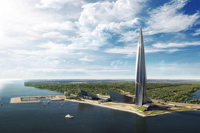 Αυτός είναι ο ψηλότερος ουρανοξύστης της Ευρώπης