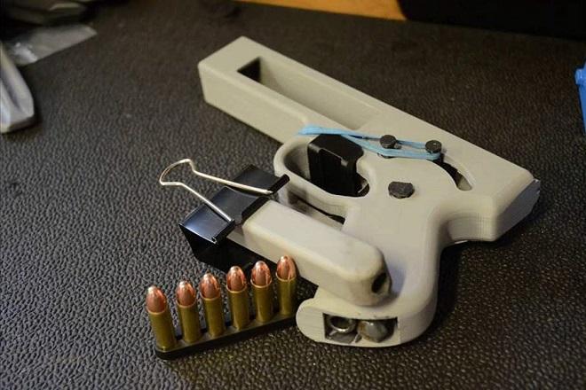«Φρένο» στην κατασκευή όπλου από 3D εκτυπωτές έβαλε Αμερικανός δικαστής