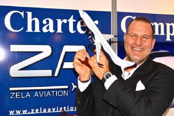 Ανδρέας Χριστοδουλίδης: «Απογειώνοντας» τα κέρδη της Zela Aviation