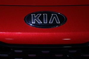 epa06501881 KIA Motor Corporation's SP SUV Concept car is displayed during its debut at the India Auto Expo 2018 in Greater Noida, India, 07 February 2018. Over 20 leading original equipment manufacturers (OEMs) are showcasing more than a hundred products during the India Auto Expo 2018, from the 09 February to 14 February.  EPA/RAMINDER PAL SINGH