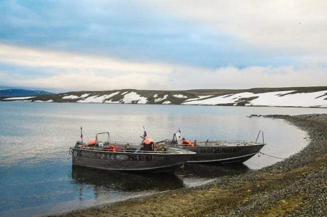 Χαμένος στην Αλάσκα ήταν ο Αμερικανός ταξιδιώτης που πέρασε από τις ΗΠΑ στη Ρωσία