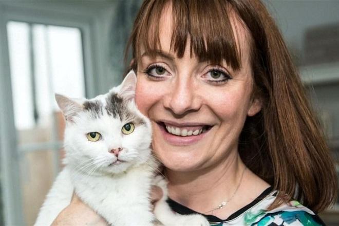 Βραβεύτηκε μετά θάνατον ο «Βρετανός Γάτος της Χρονιάς»