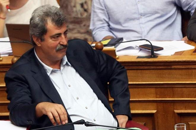 Ηχογραφημένο διάλογό του με τον Στουρνάρα διέρρευσε ο Πολάκης – Aπόπειρα εκβιασμού καταγγέλλει η ΝΔ