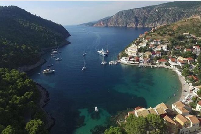 Άσσος: Το πανέμορφο χωριό της Κεφαλονιάς