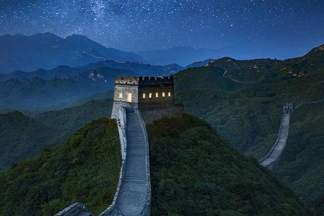 Να πώς μπορείτε να κερδίσετε μια διανυκτέρευση στο Σινικό Τείχος