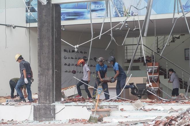 Στους 91 οι νεκροί από τον σεισμό 6,9 Ρίχτερ στα νησιά Μπαλί και Λομπόκ